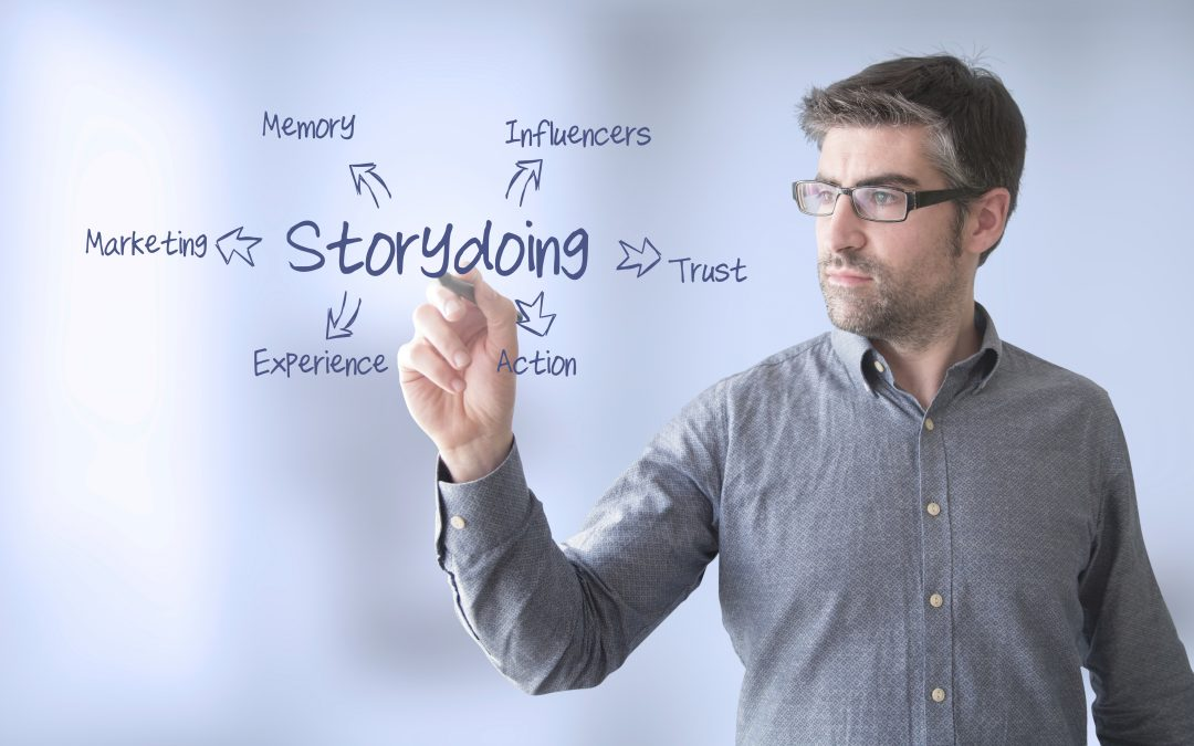 Adiós Storytelling, ¡Hola Storydoing!