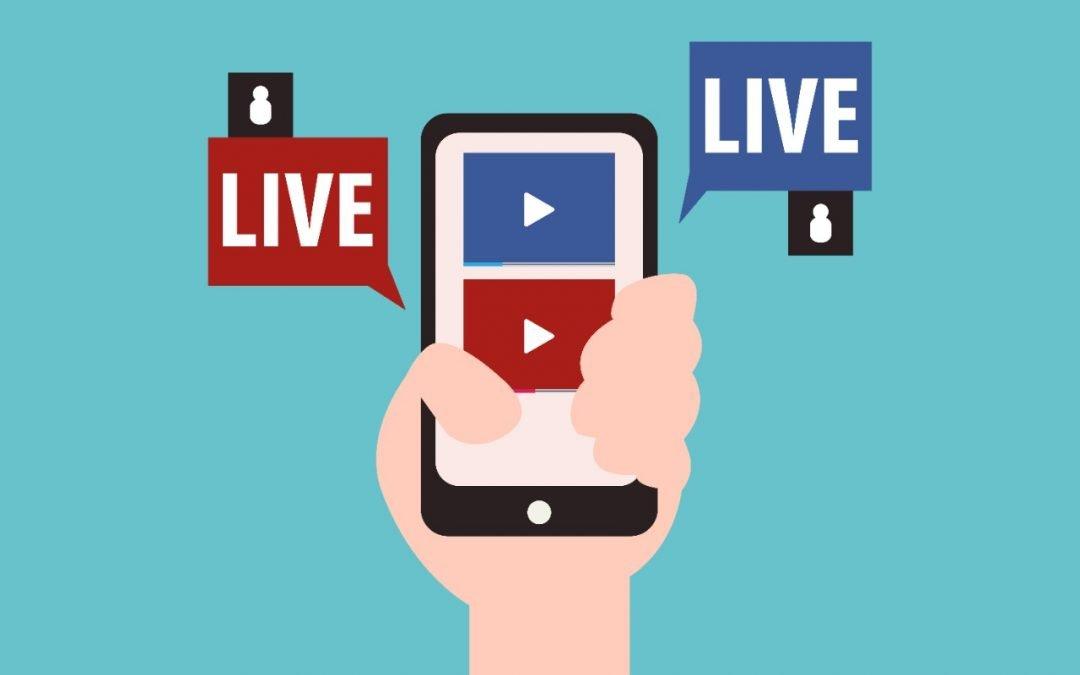 Agencia de Marketing Digital: Transmisiones en vivo por Facebook e Instagram