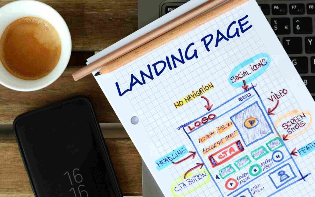 Agencia De Marketing Digital: La moda de las landing pages