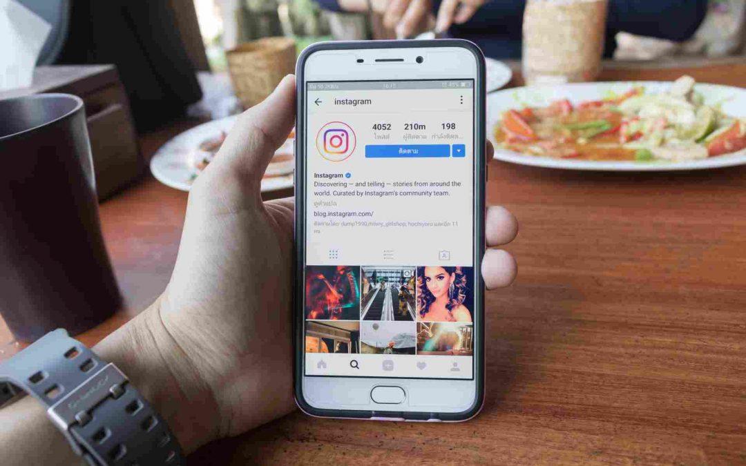 Agencia de Marketing Digital: Instagram lanza Food Orders